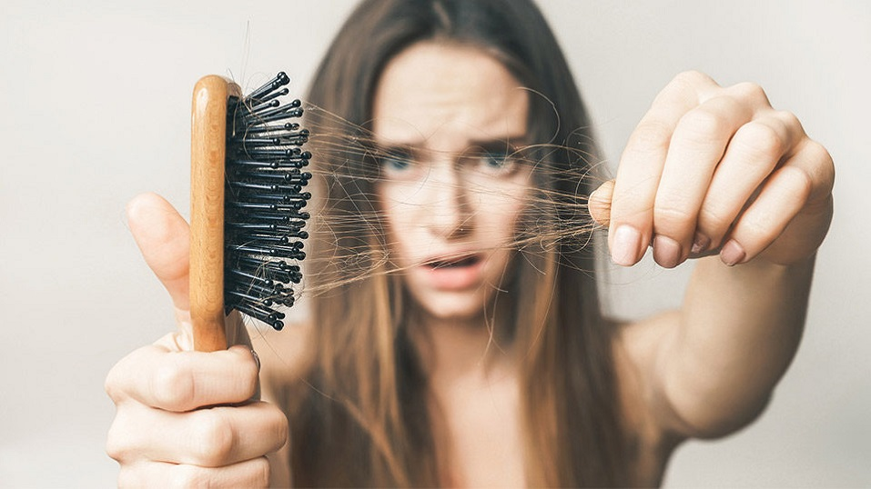 Reasons for your hair loss